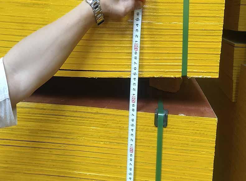 建筑红板工地测量尺寸
