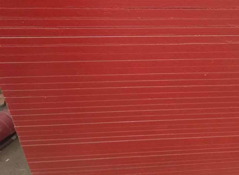 建筑红胶板