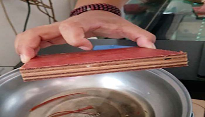 水煮建筑红板