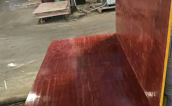 高强度优质工程防水建筑模板