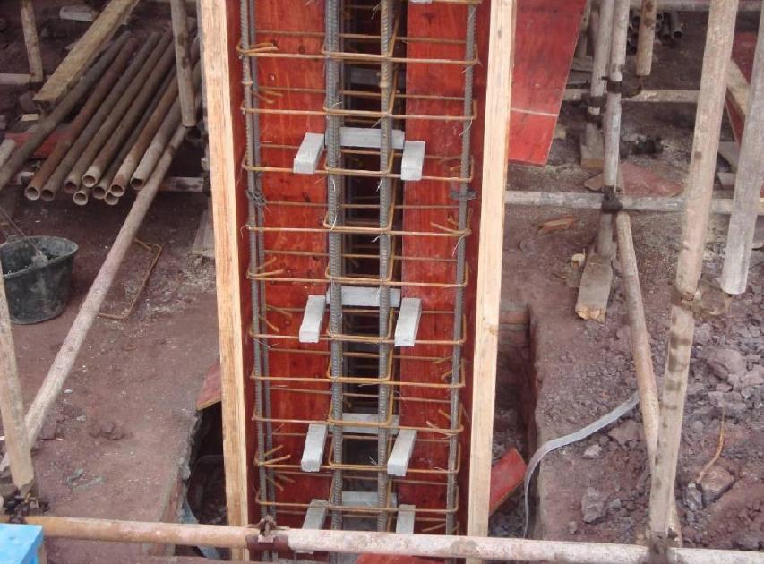 建筑模板施工工艺详解
