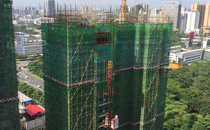 工程模板-建筑红模板价格合作成功案例