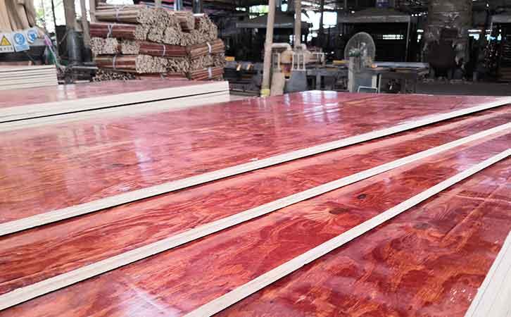 建筑红模板黑模板-广西木模板企业