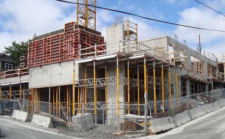 建筑模板的选型制作和安装技巧